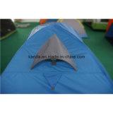 3 Pole-kampierendes Zelt der Personen-doppelten Schicht-3 mit Extension