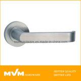 Qualitäts-Edelstahl-Tür-Griff auf Rose (S1014) mit Cer