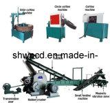 기계, 기계를 재생하는 초침 바퀴를 재생하는 사용된 타이어 바퀴
