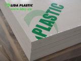 Lamiera sottile-LIDAA di bianco del PVC