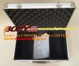Caso di trasporto di alluminio del chip (DJ-B-2682)