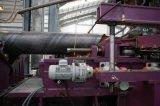 Gewundene Schweißens-Rohr Procuction Maschinen-Zeile