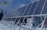 Panneau solaire de silicium monocristallin de 165 watts (TUV, CE)