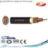 Câble de commande de gaine de PVC