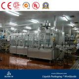 Terminar a linha de produção de enchimento da bebida Carbonated