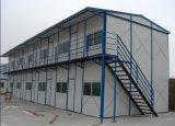 Camp de Travail de G+ 1 étage préfabriqué