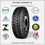 Tous les pneus radiaux en acier 13r22.5 (ECOSMART 81) de camion et de bus