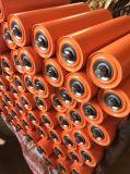 Le bon rouleau d'attente de bande de conveyeur de peinture de vente de fournisseur chaud de la Chine, portent le rouleau