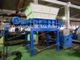 Desfibradora del metal/desfibradora plástica de la trituradora/del neumático de reciclar la máquina Gl50180