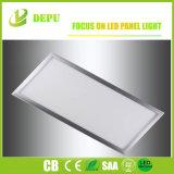 CRI>80 PF>0.95 SMD 600X600正方形の細い40W LEDのフラットパネルの軽い天井板ライト