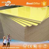Madera contrachapada hecha frente película para el trabajo concreto el Shuttering y de la forma (madera de la construcción)