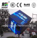 옥외 P6 복각 풀 컬러 LED 스크린 게시판 전시