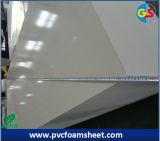 доска листа пены PVC 3mm свободно/PVC для рекламировать печатание