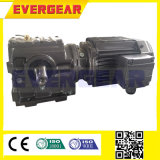 El mejor reductor del engranaje del Helicoidal-Gusano de la serie S de la calidad de China