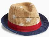 Chapeaux de paille de papier de chapeau feutré de configuration d'impression
