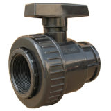 UPVC Syndicat unique Ball Valve