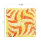 1 * 1 mm Color Amarillo baño del azulejo mosaico de vidrio para las imágenes de bricolaje
