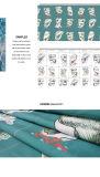 La tela impresa Poleyster ruborizada del Beachwear con Muchacha-Pista-Diseña