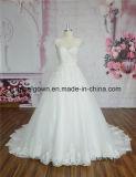 Robe de mariage nuptiale de robe de bal d'étudiants de mode 2016