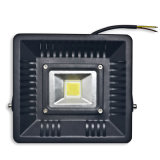 La fábrica de China modifica la luz de inundación para requisitos particulares al aire libre de la luz LED de 10With20With30With50With100W LED