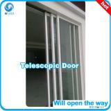 Mejor puerta deslizante telescópica china