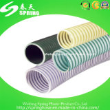 Tuyau flexible coloré d'aspiration de PVC