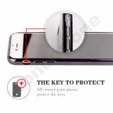Le double a dégrossi caisse de galvanoplastie de téléphone d'IMD pour l'iPhone 7 positif