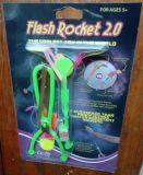 Внезапный Rocket СИД освещает вверх OEM рогульки ночи подгонянный игрушкой