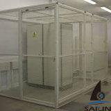 Sailin Kaninchen, das feineres Ineinander greifen für sicheren Schutz fängt