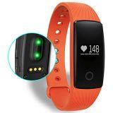 Bracelete esperto do monitor da frequência cardíaca de Bluetooth do perseguidor da atividade ao ar livre de Digitas