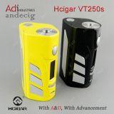 2017년 Vape 상자 Mod Hcigar Vt250 장비 DNA250 칩 Hcigar Vt250s