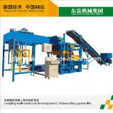 Macchina per fabbricare i mattoni del cemento, macchina semplice manuale del mattone, macchina solida Qt4-25 del blocco