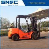 Snsc FL35の新しいガス3.5のトンLPGガソリンフォークリフト