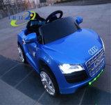 子供のための認可されたAudi TT RSの小型電気手段の子供車