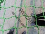 Reticolato privo di nodi, rete di sicurezza, rete agricola, rete del campo da giuoco, rete del campo di sport esterno, rete di pratica di golf, golf che determina rete (nylon, HDPE, pp, PE, poliestere)
