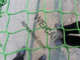 Knotenlose Filetarbeit, Sicherheitsnetz, aquakulturelles Netz, Spielplatz-Netz, im Freiensport-Netz, Golf-Praxis-Netz, Goft, das Netz (Nylon, HDPE, pp., PET fährt, Polyester-Material)