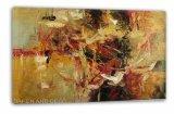 Nueva pintura al óleo abstracta del diseño (DSC09949)