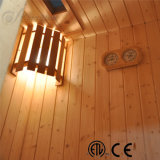 Sauna Stove (A-202)를 가진 Sauna 전통적인 룸