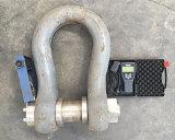 Capteur de pression de piézoélectrique de jumelle pour la grue et limite de surcharge pesant le système