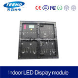 El panel de interior de P7.62 1/8scan 976mmx976m m LED