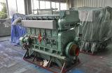 baixo motor Diesel marinho de consumo de combustível 662kw