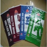 Horsed Feed Poly Woven BagかWpp Plastic PackageまたはWoven Feed Sakcs (50lbs)