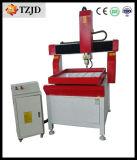 4軸線小型CNCのルーター600mm*900mm CNCのフライス盤