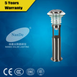 Lumières solaires de pelouse de l'intense luminosité IP65 avec le certificat de la CE