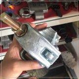 Étrier en acier modifié de frein d'arrêt de pouvoir