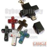 De Aandrijving van de Flits van ABS/Plastic USB (ci-UA602)
