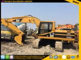 Máquina escavadora usada, máquina escavadora usada 320b do gato, máquina escavadora usada da lagarta 320bl para a venda
