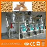 150 tonnellate per prezzi della macchina di macinazione di farina del frumento di giorno