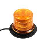 9-80V LEDの回転ストロボ標識の警報灯