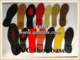 Única cadena de producción del zapato suave automático